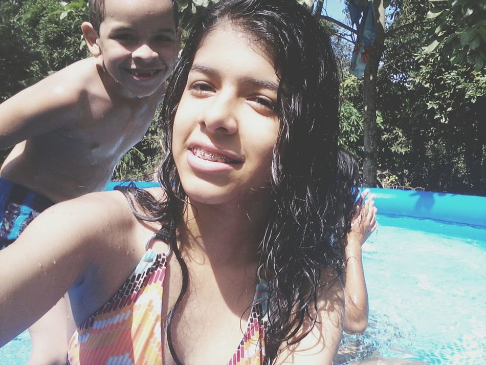 Piscina♡ Fun Tbt ❤ Family