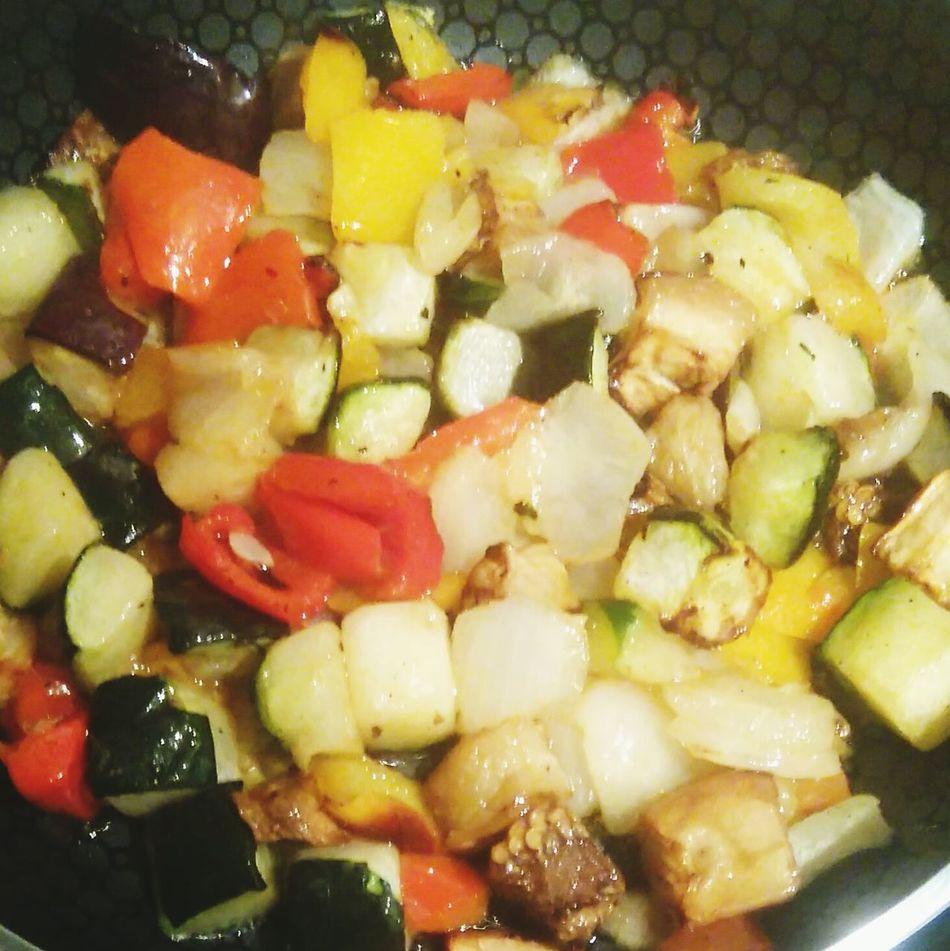 This is life😍 Food Freshness Healthy Eating Vegetable Veggies Veggiedinner Veggiemonster Vegan Veganfood