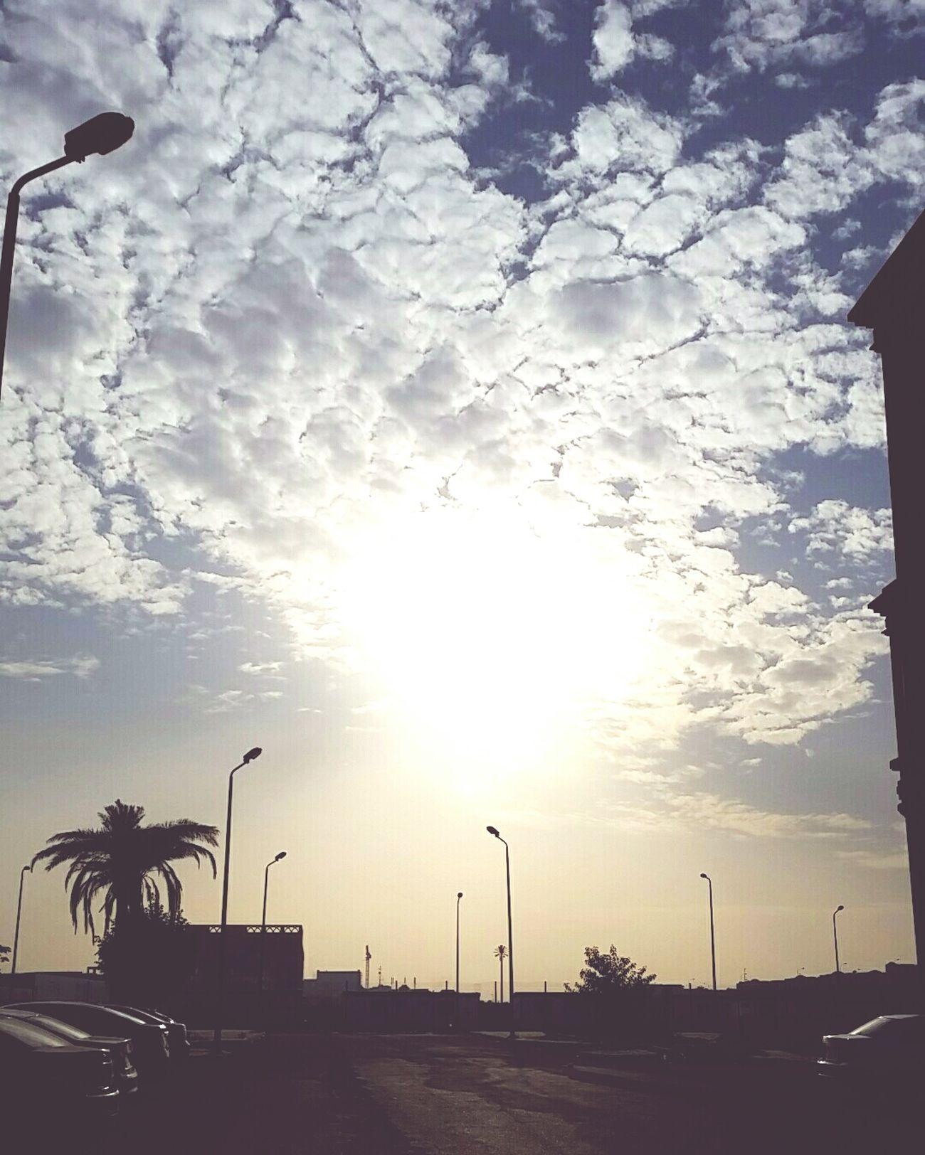 Sunset Dramatic Sky Cracked Phoyography Outdoors Crackedsky