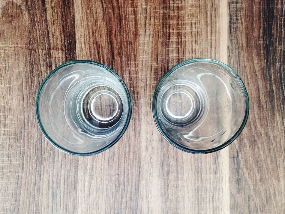 Beautiful stock photos of transparent, Directly Above, Drinking Glass, Empty, Empty Glass