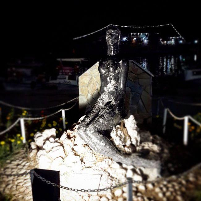 Mersin Tasucu Liman Denizkızı Denizkızıheykeli
