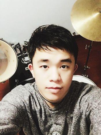 That's Me Gretsch Drums Drummer Myself