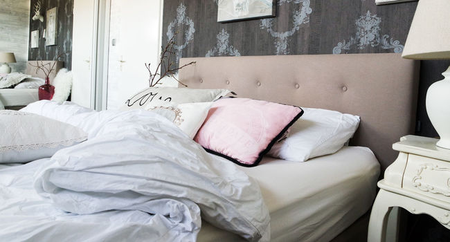 Bedroom Comfortable Day Empty Fabric Furniture Home Decor Home Interior Home Sweet Home Lazy Sunday No People Pillows Place To Relax❤ Relaxation Resting Sleeping Textile Home Is Where The Art Is Interior Style