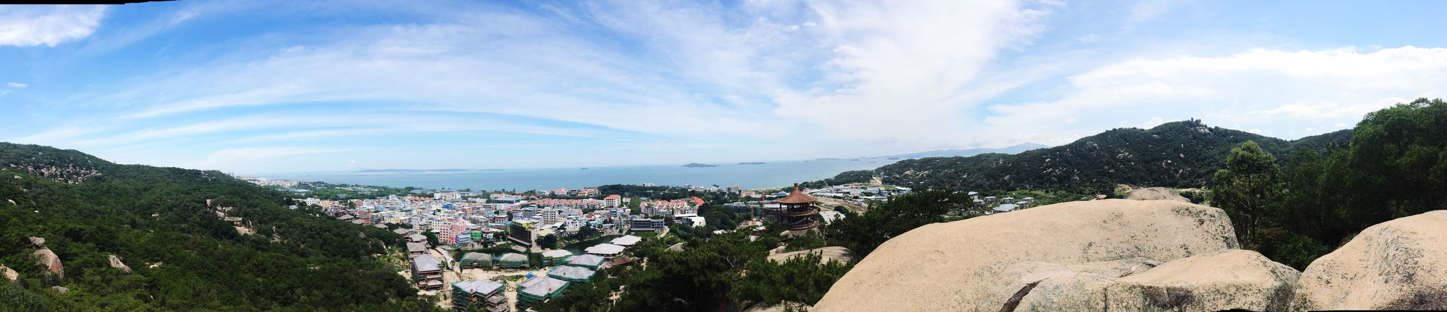 Sunshine Sea Enjoying The Sun How long we can't see this beautiful sea in Amoy.