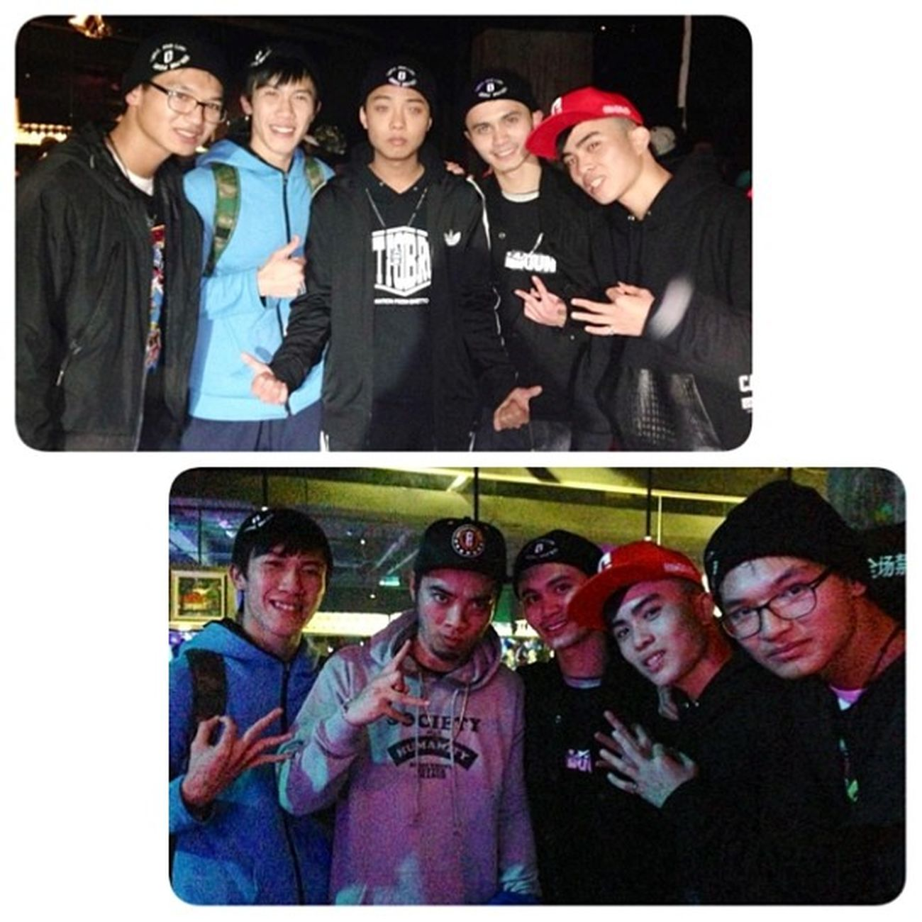 广东队2013 HipHop Chillgun 讲者 广东队