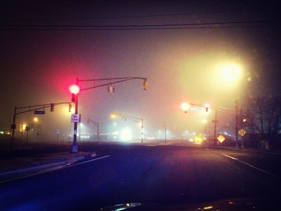 Nightcall, Foggy Nights Cityscapes
