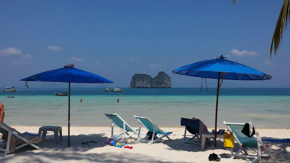Thailand, Ko Hai - Strandidylle; Hello World Holidays ☀ Enjoying Life Relaxing Beach Photography The Traveler - 2015 EyeEm Awards Koh Ngai Tropical Beaches Amazing Places Edge Of The World My Best Photo 2015
