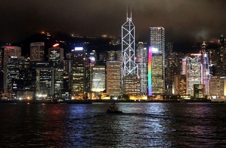 Cityscapes HongKong MItravelography