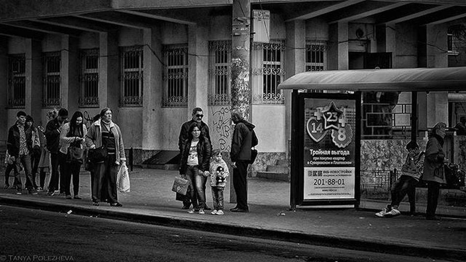    🎵 Serj Tarkian - Saving Us🎵    Streetphotography Nikon D3200 Nikkor35mm Nikonphotography People LINE Busstation Waiting Rostovondon Russia Bw Lightroom Googlenikcollection Silverefexpro