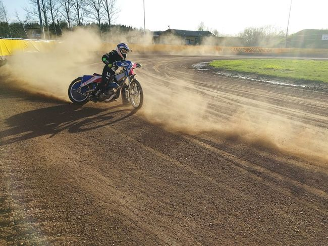 Speedway Sponsor Needed  Get Your Name on the Bike and Suit