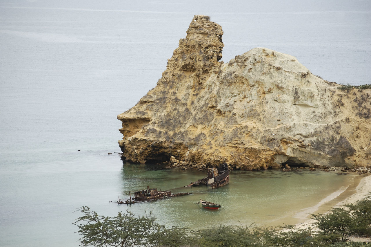 | The vigilant... | Africa Angola Beauty In Nature Idyllic Iseefaces Nature Outdoors Scenics Sea Tranquil Scene Tranquility Water