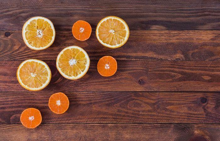 Beautifully Organized Orange Fruit Photography Foodphotography