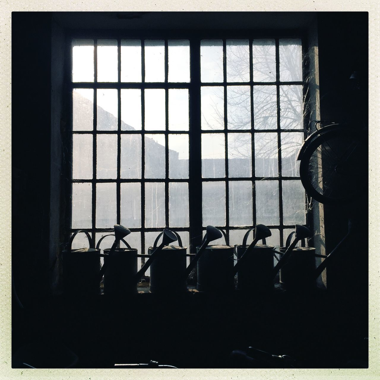 window, indoors, silhouette, day, no people, architecture, close-up