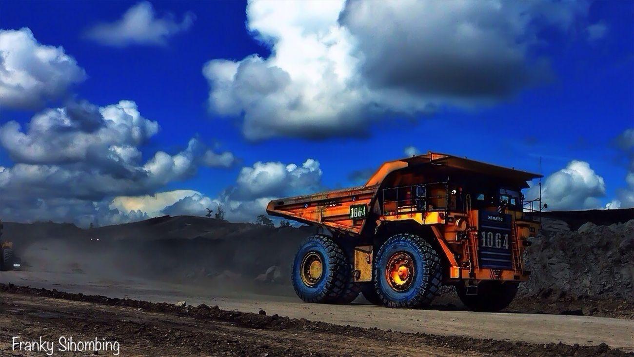 Charcoal Mining
