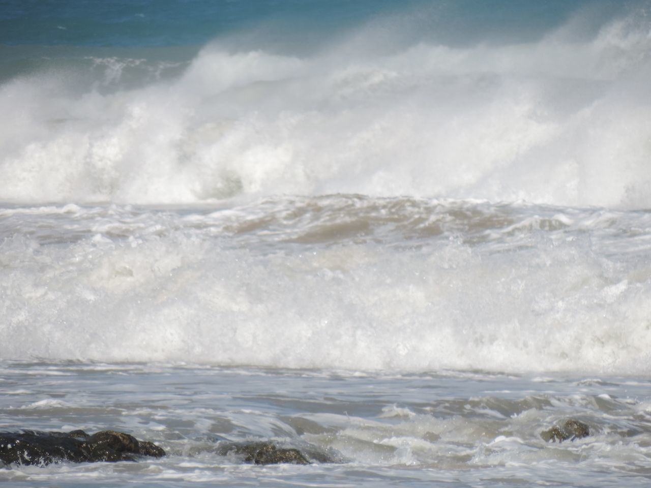 Nature Wave Water Sea Beauty In Nature Outdoors Day Power In Nature No People Scenics Atlantic Ocean Rough Sea Dangerous