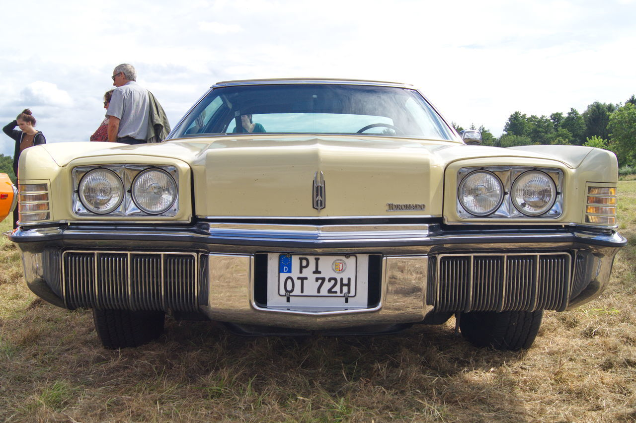 Car Car Show Day Old-fashioned Outdoors Retro Styled Transportation US Cars Vintage Car Wings & Wheels