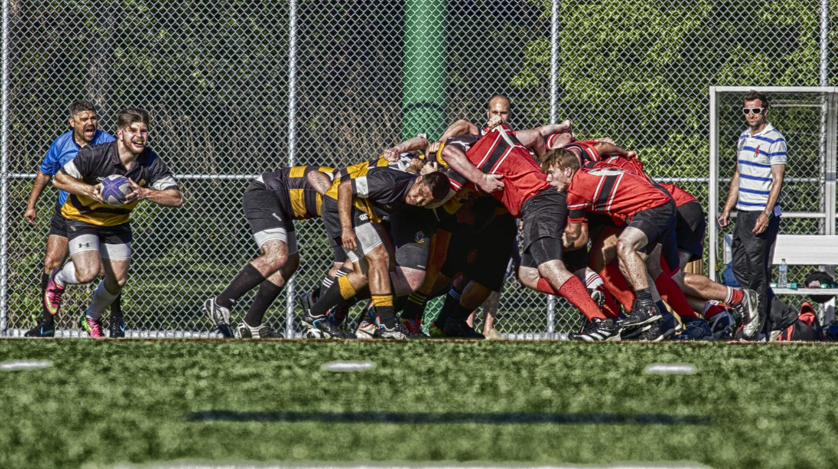 I was asked to take photos of a big final matchup between some local rugby teams. This was one of my personal faves. Sports Sports Photography EyeEm Best Shots Rugby Watching Rugby Body And Fitness Fitness Eye4photography  Eye For Photography Action Shot