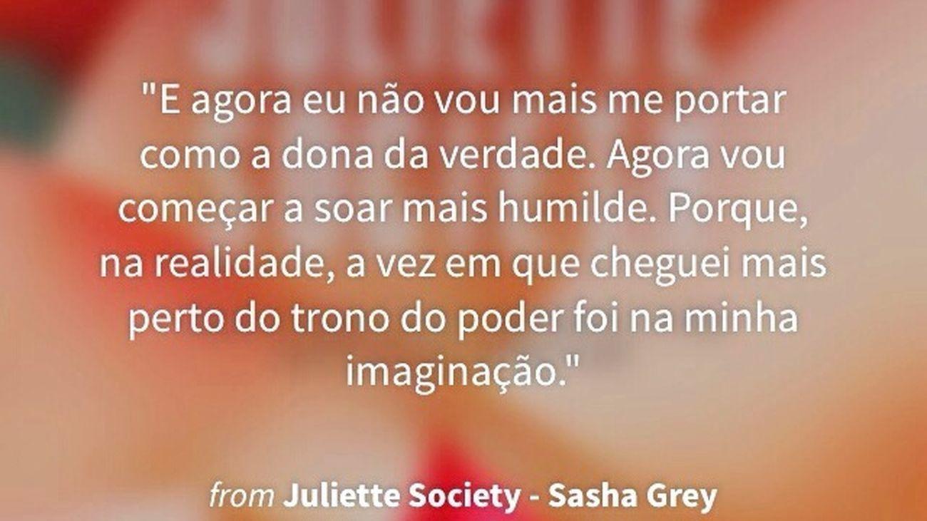 Gostando muito desse livro Book JulietteSociety Sashagrey