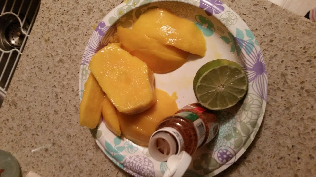 Mango Time Taking Photos Hi! Check This Out The Five Senses First Eyeem Photo Vanishing Point