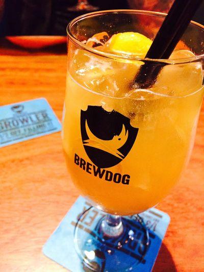 Cocktail hour Brewdog Cocktail Beer Cocktail DRUNK FRIDAYS