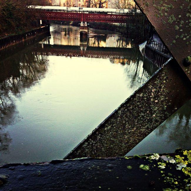 Walking Streetphotography Bridge Eye4nature
