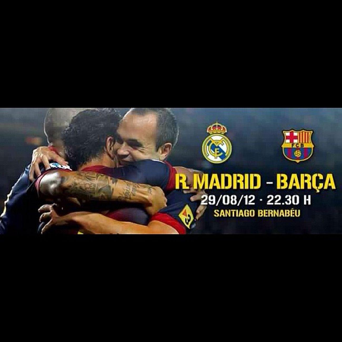 Força Barça !! Vamos ! Spanish Supercup supercopa españa fcb realmadrid laliga