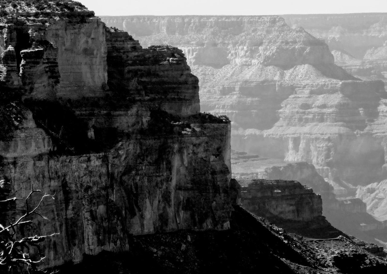 Grand Canyon Arizona Landscape Dramatic Sky Mountains Landscape Mountains, Hills, Distant, Scenery, View, Scenic, Landscape, Seascape, Water, Beauty In Nature Tranquility Nature No People Scenics Landscape Mountain Fragility Majestic_earth_ Love Nature Finding New Frontiers Finding New Frontiers