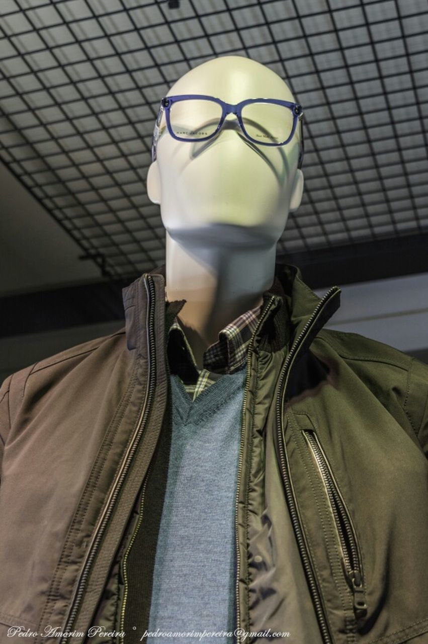 jacket, retail, indoors, fashion, casual clothing, store, no people, close-up, day