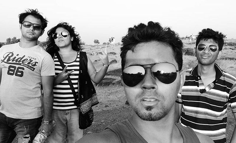 Chapora Fort Chaporafort Family Friends Fun Weekends Holiday Goa Goatrip Traveldiary Travel Photography Saumendas Dassaumen Saumen Das Sdas Dass Sid