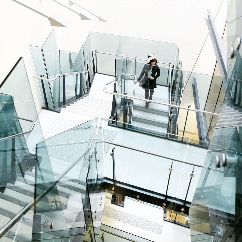 Rpah Sydney Stairs Staircase Sydney New South Wales  Australia Architecture Visualdesign Best Of Stairways Interior Design Eyeemphoto