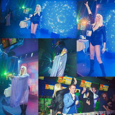 Dragqueen  Popstars Impersonator Popular www.crystalshow.com.ua
