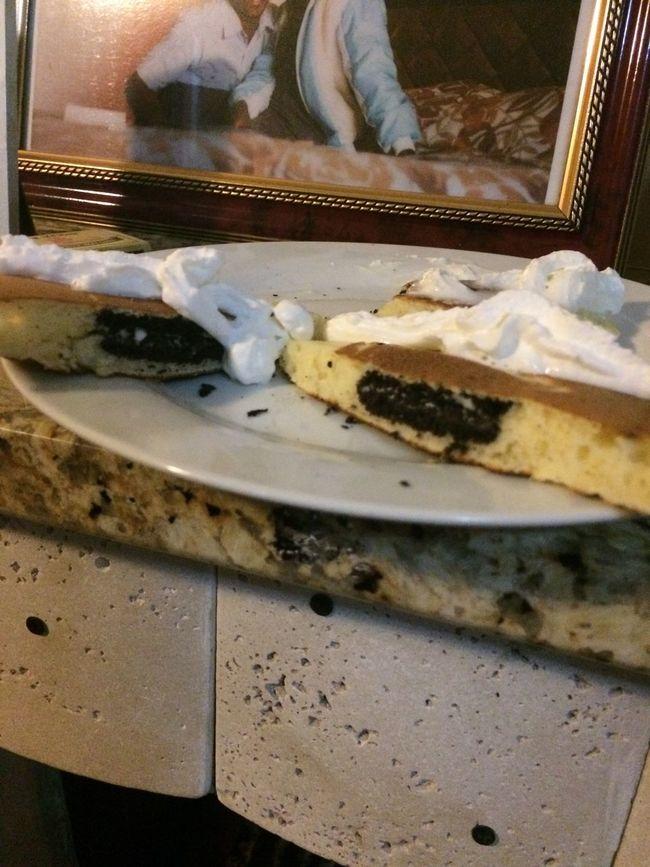 Oops Oreos Pancakes