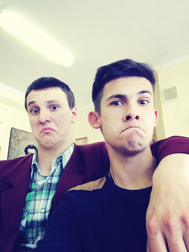 It was the funniest exam I ve ever write? School Exam Friends Selfie