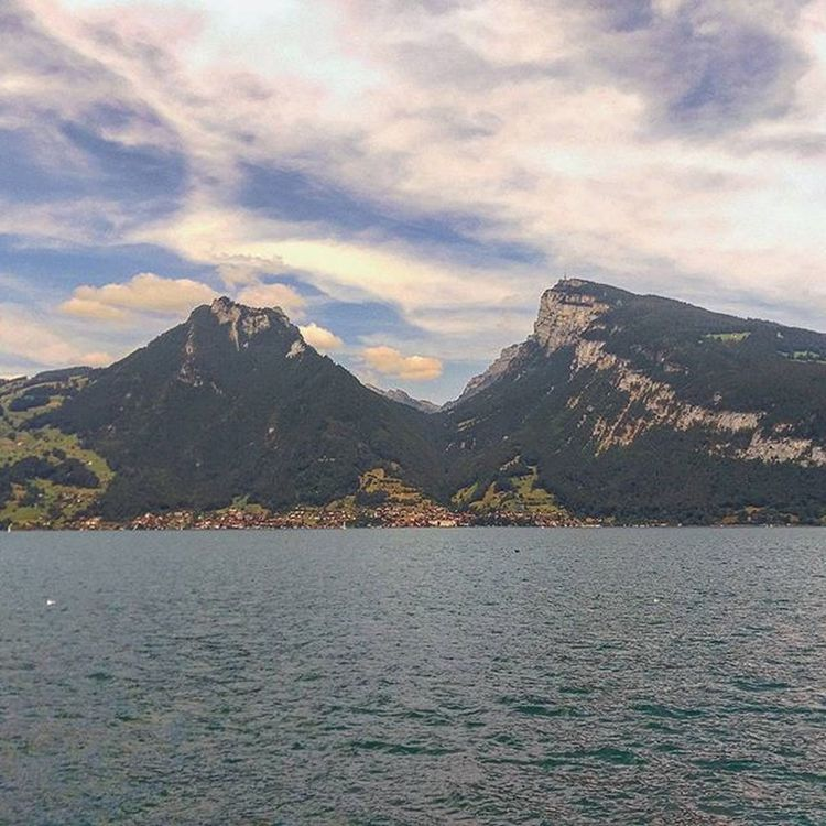 Thunersee Gorgeouslake Mountains Skies Lovethiscountry CH Dreamyday Uniqueviews HTCDesireEye