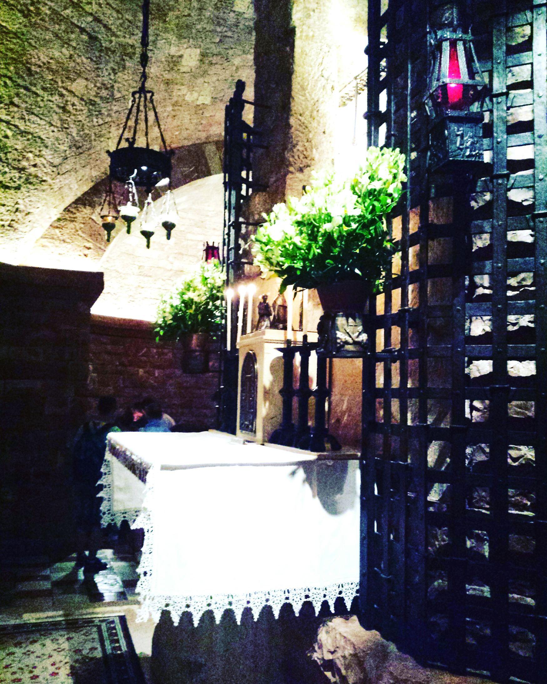 Colour Of Life Assisi, Italy Basilicadisanfrancesco Candella Pace
