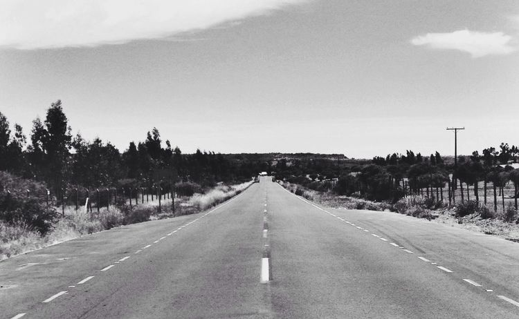 Traveling Chile Throwback Blackandwhite