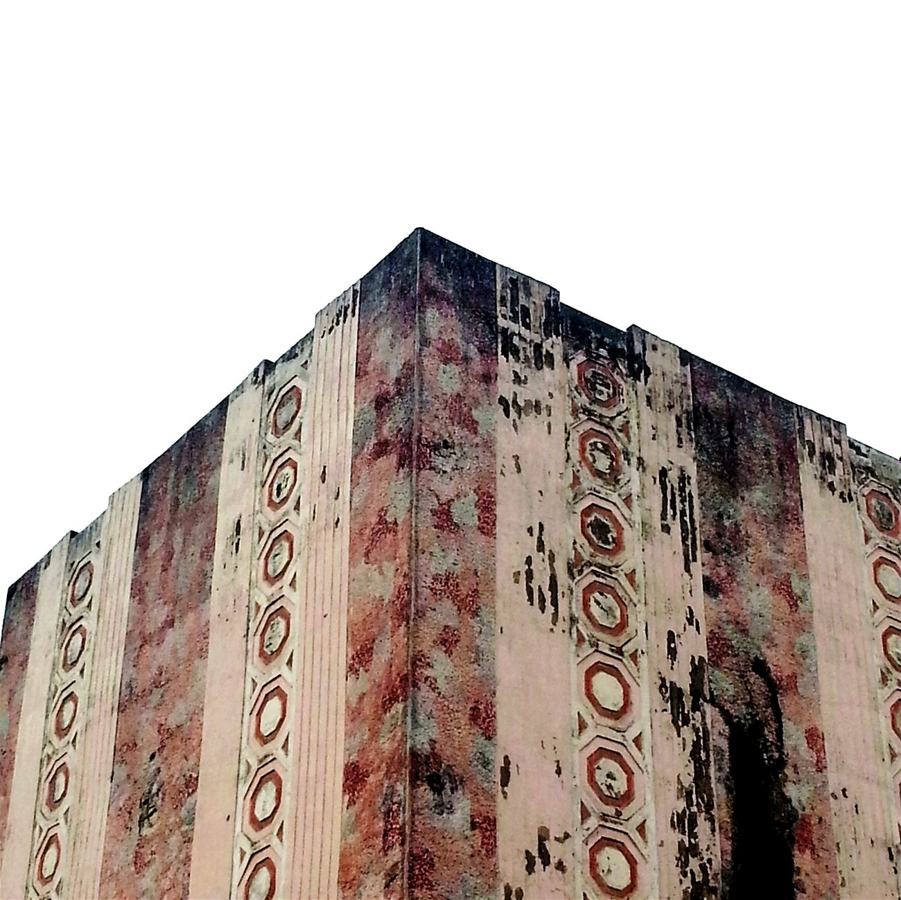 Architecture Art Deco Metropolitan Theater Metropolitan Theater Manila The OO Mission