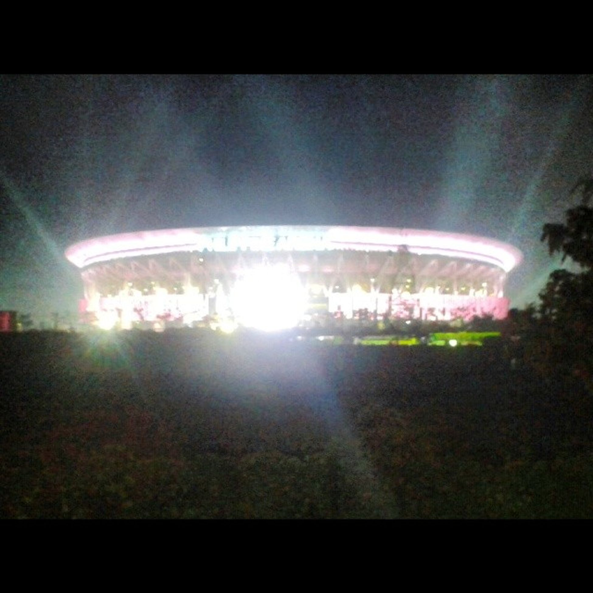 World largest Dome on the Planet the Philippine Arena of the INC :) ToGodBeTheGlory HappyCentennial 100yrs Inc