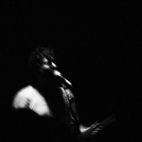 The Soft Moon, Curtin Hotel 28/10/16 Black And White Black Background Chiaroscuro  Live Music Monochrome The Soft Moon