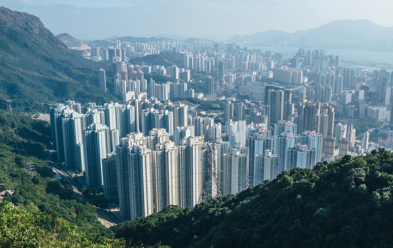 Aerial View Architecture Architecture Cityscape Landscape Mountain Mountain Peak Outdoors