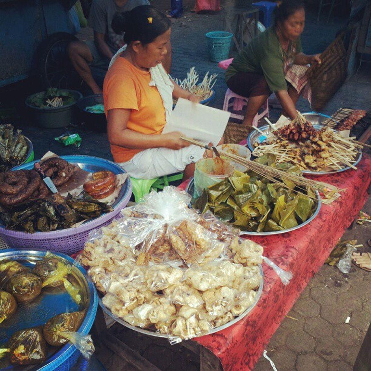 Pasar Gianyar Gianyar Bali INDONESIA Travelling