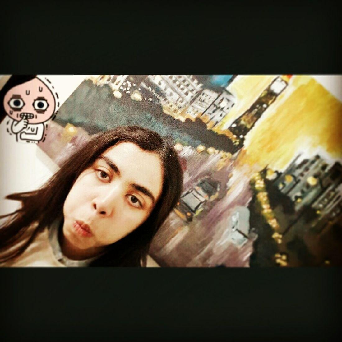 Hi! Bored Face -.-