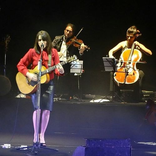 La cantantessa. Roma Auditorium Carmenconsoli Live Teatro Piccolamagia