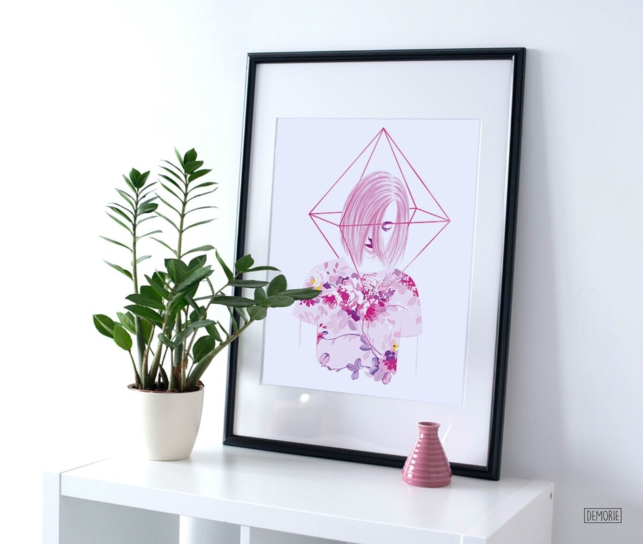 """Young Heart"" - Decor :) Art Gallery Decoration Design Illustration Printing Gallery ArtWork Drawing Women Creative Beauty Girl Only Women Painting Artgallery White Background My Artwork Creativity Stamps Watercolor Drawings Artist Digital Art Photoshop Portrait"