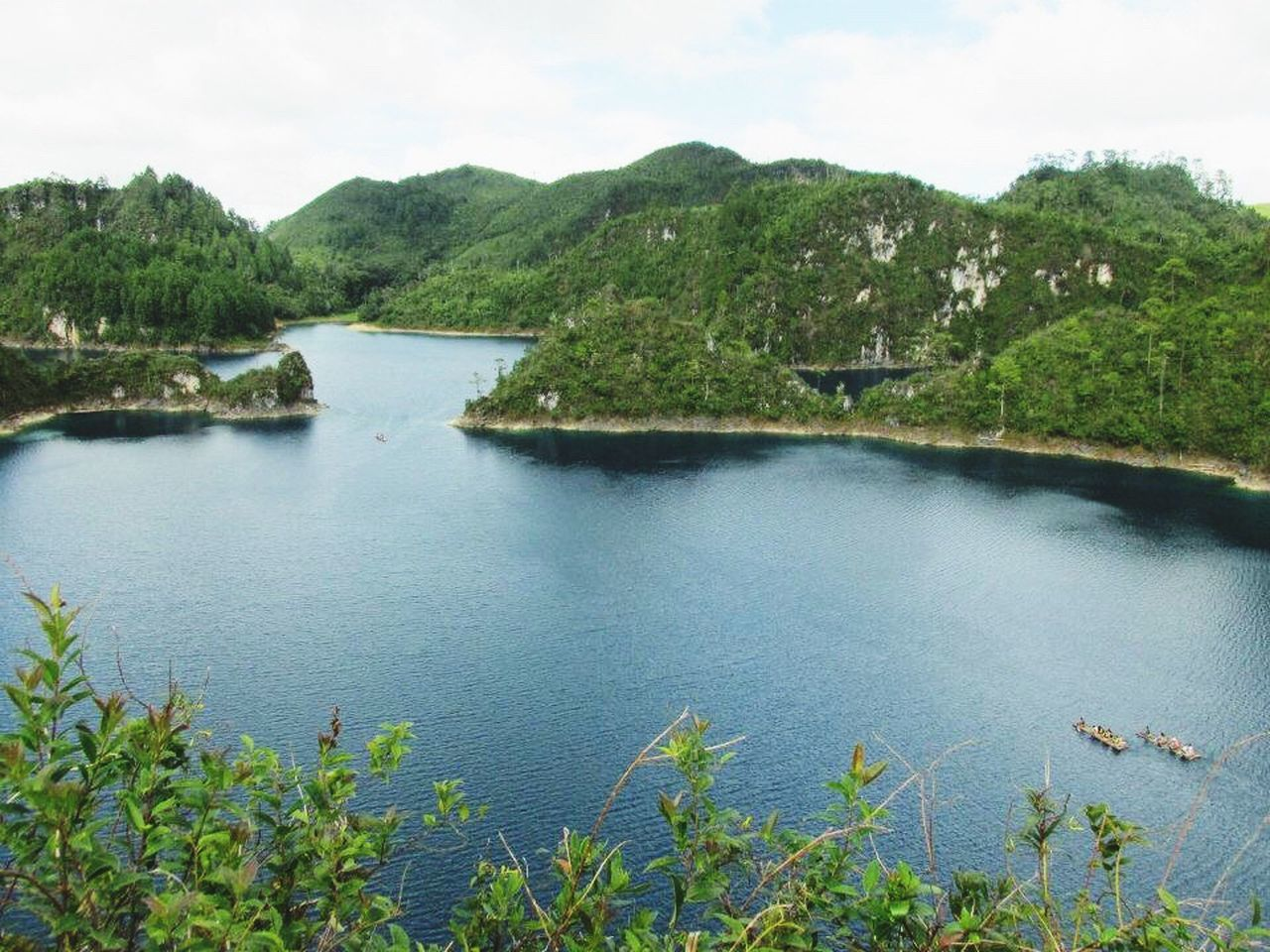 Lagunas de Montebello, Chiapas 2015 Awesome Live Green Incredible Mexico Travel Blue Happiness Nature Vianeycarre