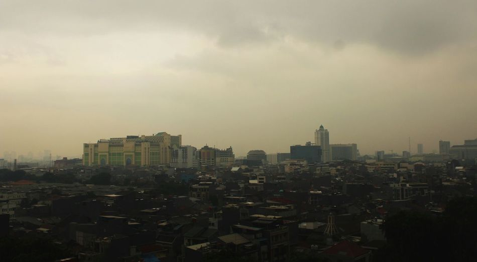 Jakarta Indonesia Photography Indonesia Krisnaphotographed Canon1200d High Angle View Indonesia_photography RememberIndonesia Cityhot Cityscape