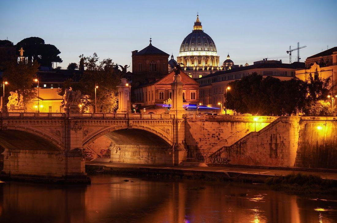 Rome City Lights Streamzoofamily EyeEm Best Shots