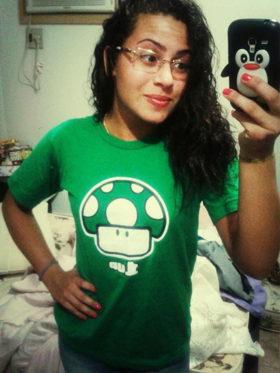 look da night ahahahah 1up! 1up