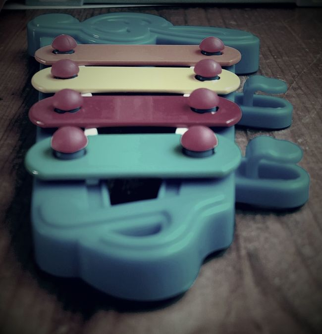 Indoors  Still Life Multi Colored No People Colorful Amateur Photography EyeEm Gallery Taking Photos Close-up EyeEm Best Shots Child Toy Childs Toy Toys Toys Xylophone Music Music Percussion Instrument