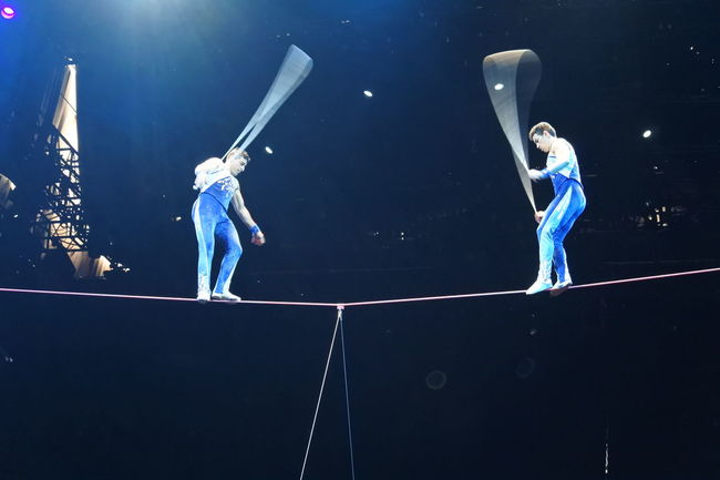 Trapeze Artist Acrobat Performance Circusimages Ringling Bros Show Circus Blue People And Places